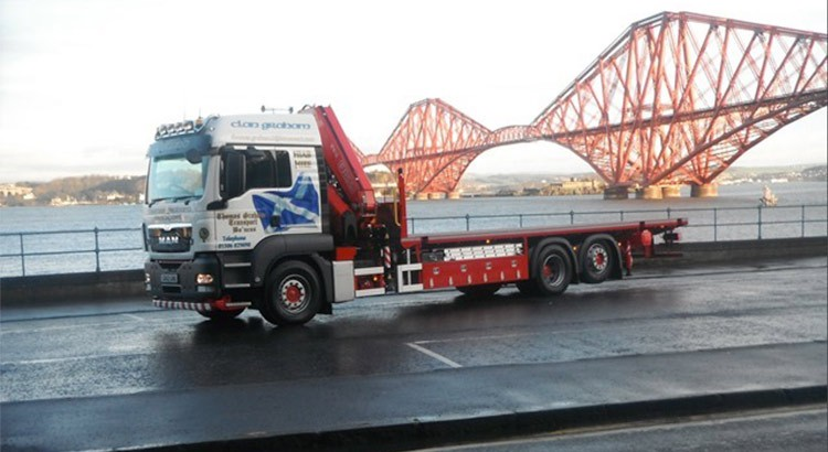 Hiab Hire Scotland